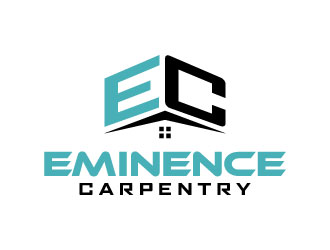 Eminence Carpentry logo design