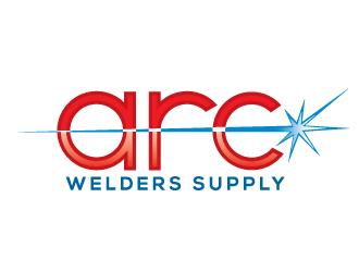 Arc Welders Supply logo design