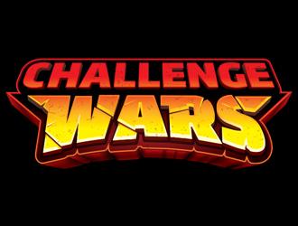 Challenge Wars logo design