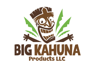 Big Kahuna Products LLC logo design