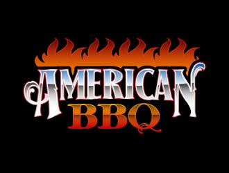 American Q logo design
