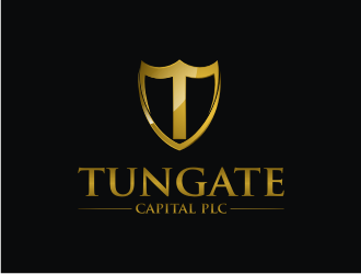 Tungate Capital plc logo design