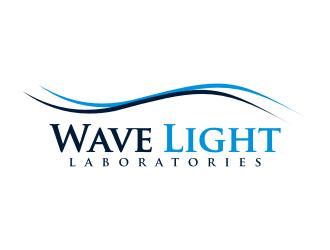 Wave Light Laboratories logo design
