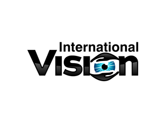 International Vision (internationalvision.org) logo design
