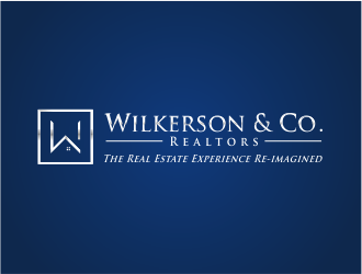 Wilkerson & Co. Realtors logo design
