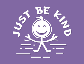 Just Be kind Logo Design