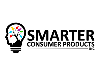 Smarter Consumer Products Inc. logo design