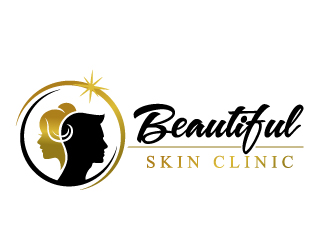 Beautiful Skin Clinic logo design