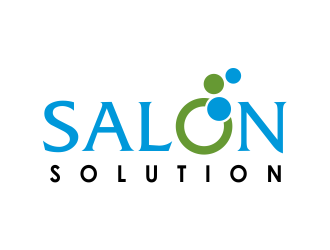 Salon Solution logo design