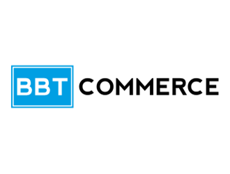 BBT Commerce logo design