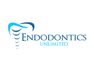 Endodontics Unlimited logo design