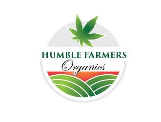 humble farmers  logo design