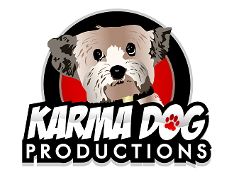 Karma Dog Productions logo design
