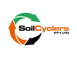 SoilCyclers Pty Ltd logo design