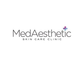 MedAesthetic logo design
