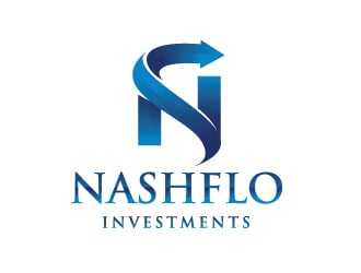 NASHFLO Investments logo design