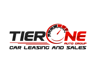 Tier One Leasing and Finance logo design