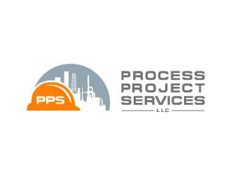 Process Project Services LLC logo design