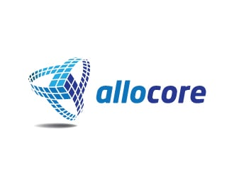 allocore logo design