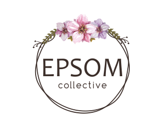 Epsom Collective  logo design
