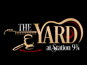 The Yard logo design