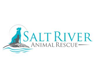 Salt River Animal Rescue logo design