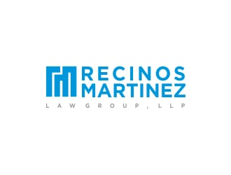 RM Law Group LLP logo design