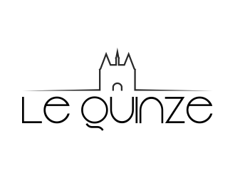 Le Quinze logo design