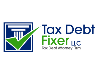 Tax Debt Fixer LLC logo design