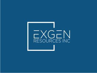 ExGen Resources Inc logo design