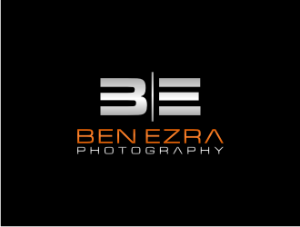 Ben Ezra photography logo design