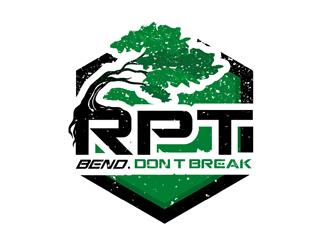 RPT logo design
