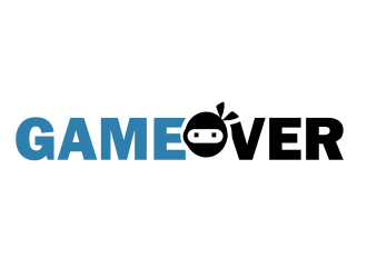 GameOver logo design