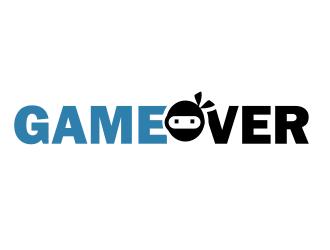 GameOver logo design