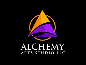 Alchemy Arts Studio LLC logo design