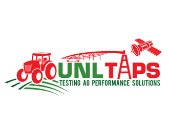 UNL-Testing Ag Performance Solutions (UNL-TAPS) logo design