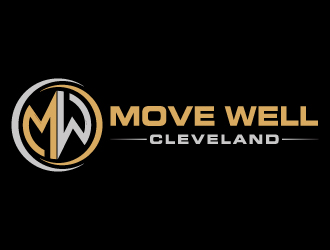 MOVE WELL CLEVELAND logo design