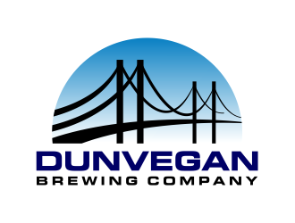 Dunvegan Brewing Company logo design