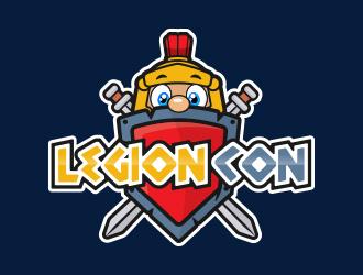 Legion Con logo design