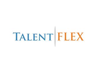 TalentFLEX  logo design