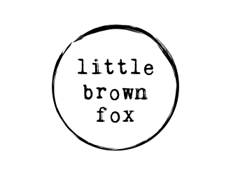 little brown fox logo design