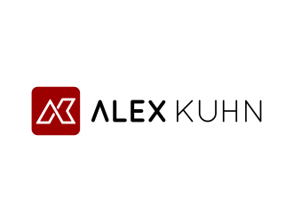Alex Kuhn logo design