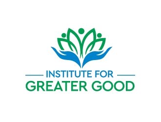 Institute for Greater Good logo design