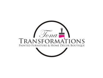 Tona Transformations logo design