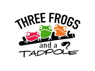 Three Frogs and a Tadpole  winner