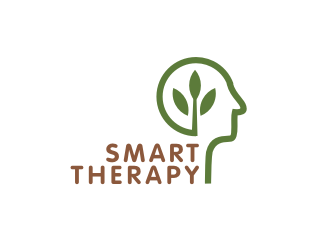 Smart Therapy logo design