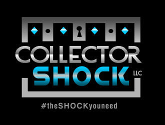 Collector Shock, LLC logo design