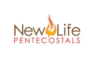 New Life Pentecostals logo design