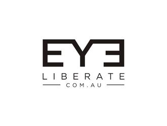 Eye Liberate logo design