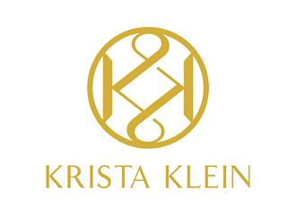 Krista Klein logo design